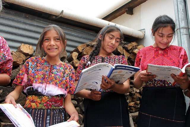 effective, local community involvement, financially self-sustaining, sufficient, Rotary, Guatemala, service projects, literacy, south America, books, education