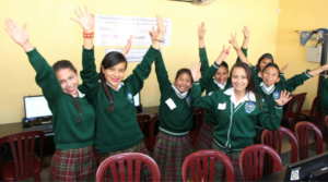 Computer Program Students Celebrate the Global Grant Recognition from The Rotary Foundation
