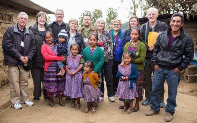 Colorado Rotarians in Guatemala