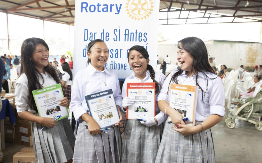 38 Rotary Clubs have pledged to our new Global Grant! Will your club join them?